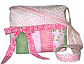 Tie A Ribbon Handbag Pattern - Retail $11.99