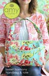 Sweet Harmony Handbag and Tote Pattern - Retail $12.95
