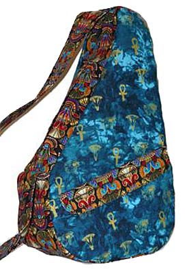 Ergonomic Bag Pattern (Kidney-Shaped) - Retail $14.00