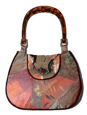 On The Town Elegance Bag Pattern - Retail $12.00