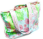 Vinyl Beach Tote & Towel Set Pattern - Retail $10.99