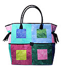 Block Party Bag Pattern - Retail $9.00