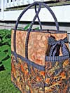 Getaway Bag Pattern - Retail $9.00