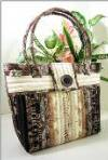 Twenty Strip Tote Pattern - Retail $9.00