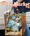 Go To Market Bag Pattern - Retail $9.50