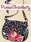 PurseSnickety Purse Pattern - Retail $9.50