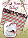 Quick Change Bag Pattern - Retail $9.50