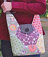 Hexie Hipster Bag Pattern - Retail $12.95