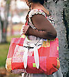 The Knotted Bag Pattern * - Retail $9.00