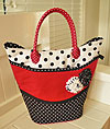 Go Go Girl Bag Pattern - Retail $9.00
