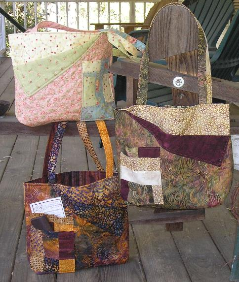Regan's Bag Pattern - Retail $8.50