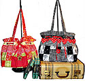 Walk In Style Bag Pattern - Retail $9.00