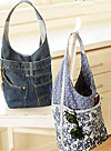 Chic Bucket Bag Pattern - Retail $11.99