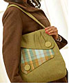 Country Courier Bag Pattern - Retail $11.99