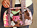 In-Style Suitcase Bag Pattern - Retail $9.99