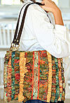 Ruffled Revival Bag Pattern - retail $9.99