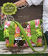 The Metro Slouch Bag Pattern - Retail $11.00