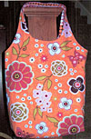 Flower Sac Bag Pattern - Retail $9.00
