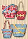 Jewel Tote Pattern - Retail $9.00
