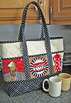 A Novel Approach Tote Pattern - Retail $9.00