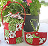 Mini Flower Bucket Purse - Retail $9