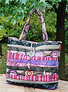 The Big Tote Bag Pattern - Retail $7.00