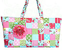 City Zipper Bag Pattern - Retail $10.00