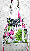 Daisy Drawstring Purse Pattern * - Retail $9.00
