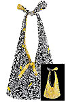 Knot Handle Reversible Tote Bag Pattern - Retail $9.00