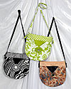 Round-A-Bout Purse Pattern - Retail $9.00