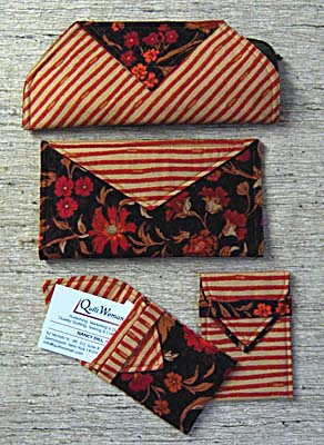 Sophisticated Trio Bag Accessory Pattern - Retail $9.00