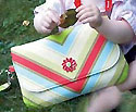 Grab N Go Diaper Clutch Pattern - Retail $11.95