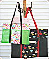 A Quilter's Pack N Play Tote Pattern - Retail $9.00