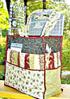 I'd Be Quiltin' Tote Pattern - Retail $8.00