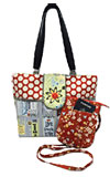 Hidden Treasure Tote Pattern - Retail $10.00
