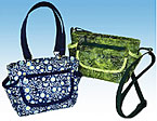 Ursula & Emily Purse Pattern - Retail $10