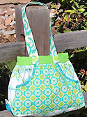 Garden Bag Pattern - Retail $9.00