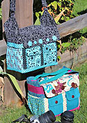 Say Cheese Camera Bag Pattern - Retail $9.00