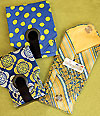 Tie Pocket Pouch Pattern * - Retail $7.99