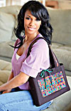 Woven Mosaic Purse Pattern - Retail $9.99