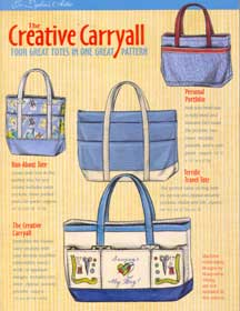 The Creative Carryall - Retail $12.00 - Click Image to Close
