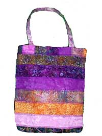 Tote The Line Bag Pattern - Retail $10
