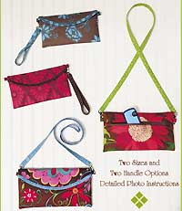 The Classic Clutch Pattern - Retail $10.00