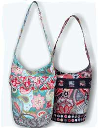 Saffron Bucket Bag Pattern - Retail $9.50