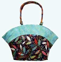 Sassy Swing Bag Pattern - Retail $9.50