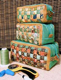 Woven Ditty Bags Pattern - Retail $9.00
