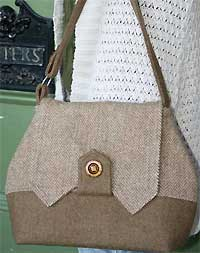 Home Front Bags Pattern - Retail $9.00