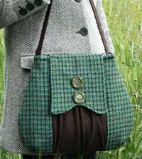 The Poacher's Bag Pattern - Retail $9.00