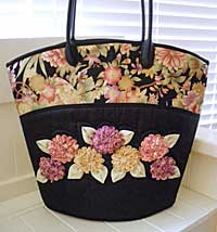 Classic Pocket Tote Pattern - Retail $9.00