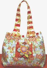 Lottie Dot Bag Pattern - Retail $9.95